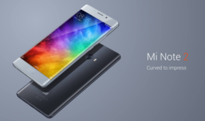 Xiaomi Mi Note 2 Specifications, Price and Release Date