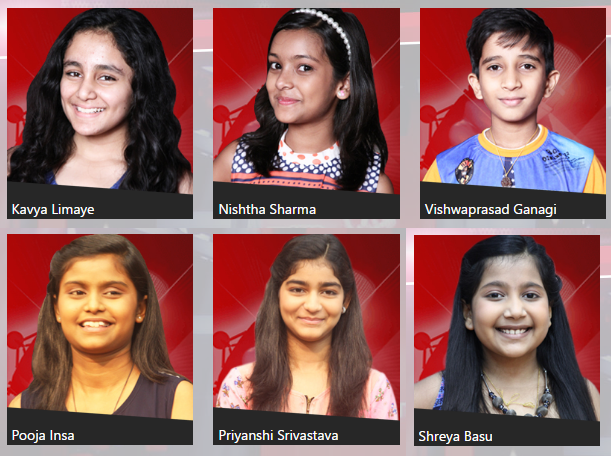 finalists-of-the-voice-india-kids