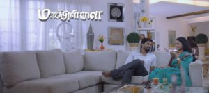 Vijay TV 'Mappillai' Serial Cast, time, Date, Story and Episodes Preview