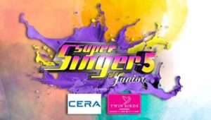 Super Singer Junior 5 Participation Details, Audition and Starting Date