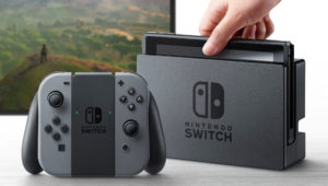 Nintendo Switch Specifications, Price and Release Date