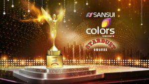 Sansui Colors TV Stardust Awards 2016 Winners