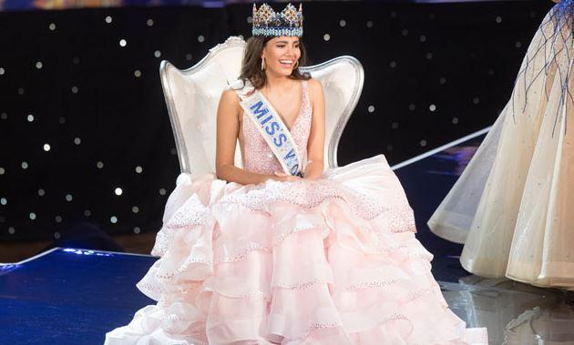 Miss World 2016 Winner - Puerto Rico, Stephanie del Valle