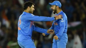 Indian Team Squad for ODI and T20 against England