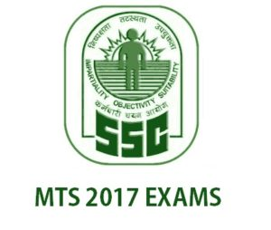 Online Registration for SSC MTS 2017 Examination