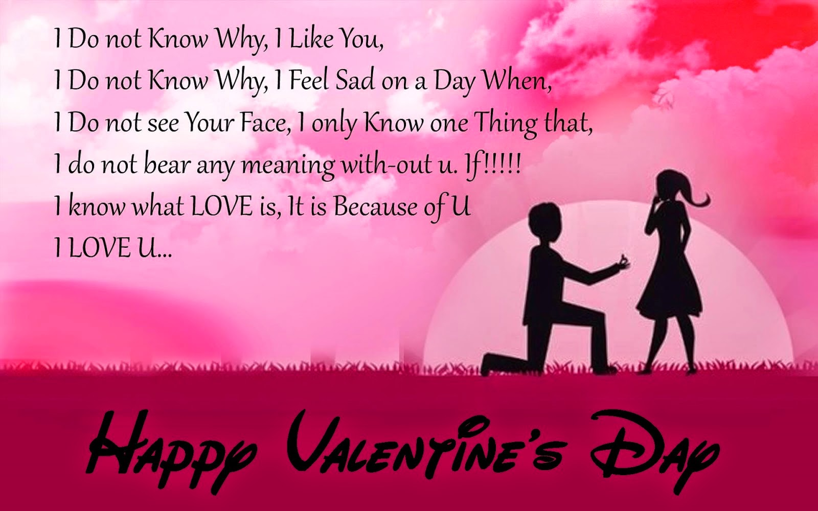 Valentine's Day 2018 Wishes