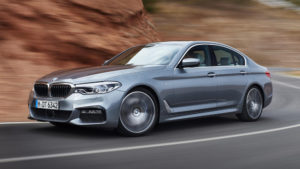 Details of 7th Generation BMW 5 Series