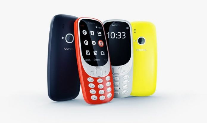 The new Nokia 3310