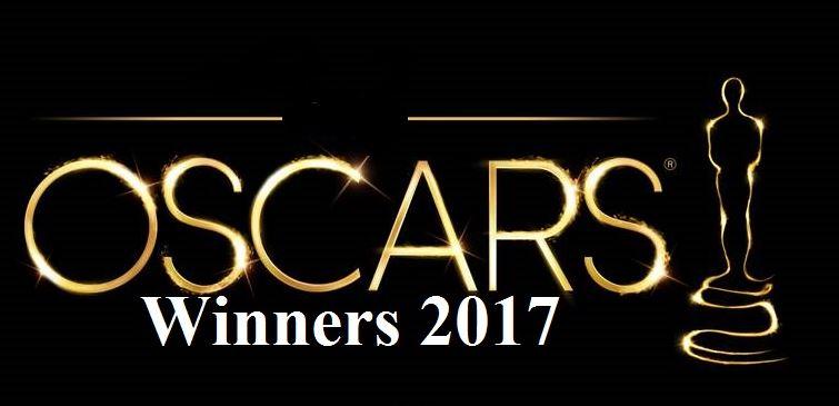 Oscar awards 2017 winners