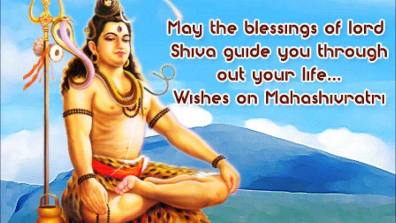 Maha Shivaratri Wishes