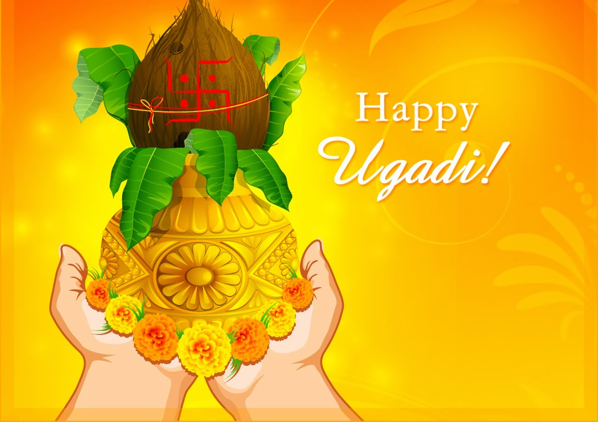 Happy Ugadi 2018 image