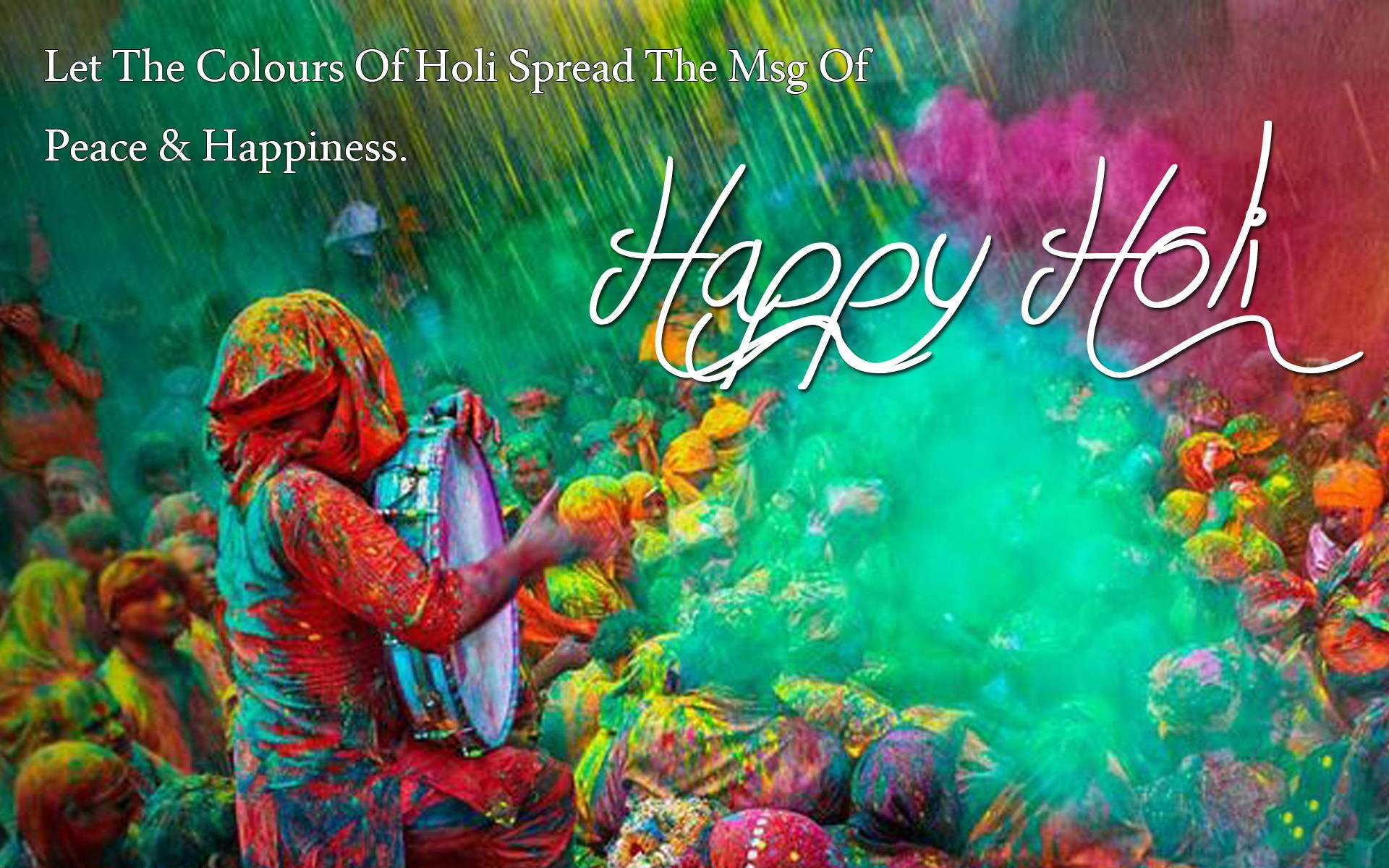 Happy Holi 2019 Images Quotes Wishes Greetings Messages Shayari