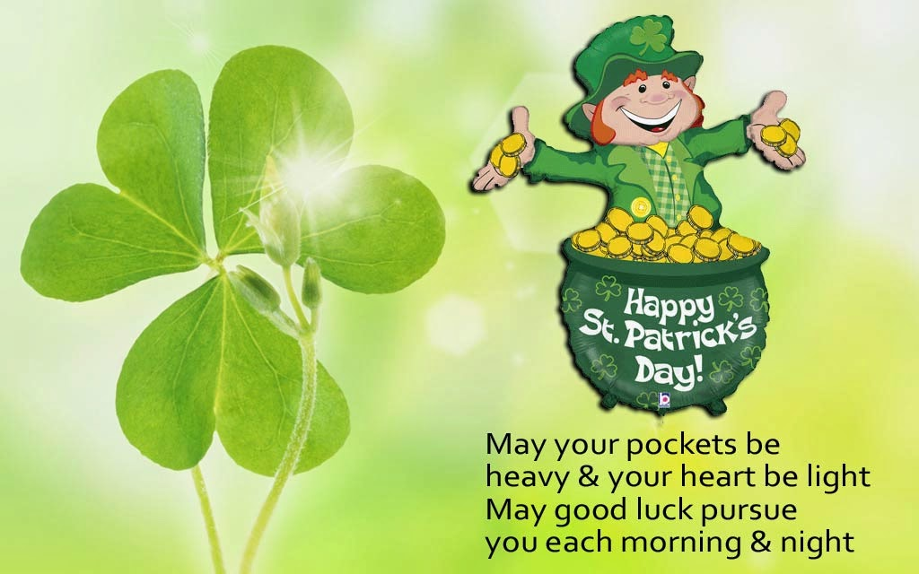 St Patricks 2017 wishes