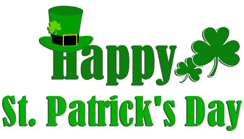 St. Patrick's Day 2017 Clipart