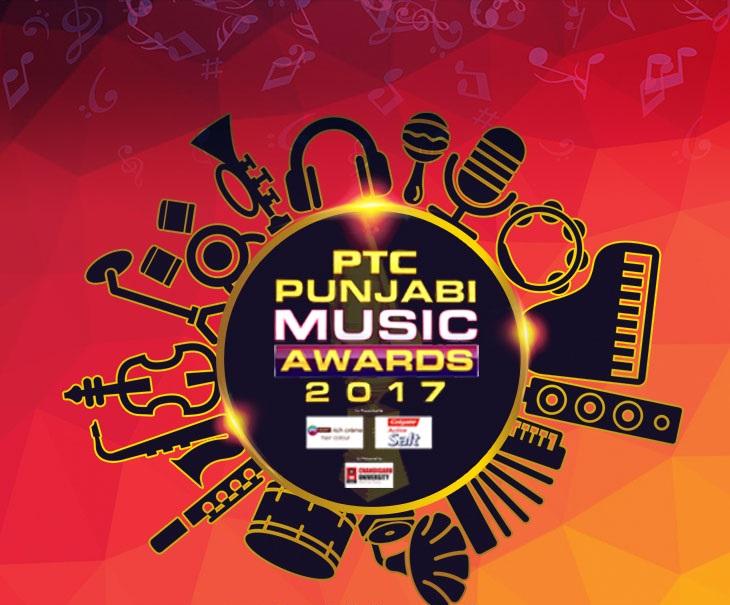 Winners List of PTC Punjabi Music Awards 2017