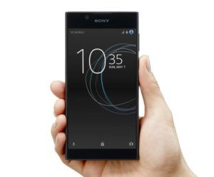 Sony Xperia L1 Specifications, Price and Release Date