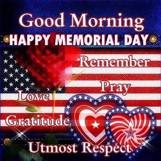 Happy memorial day 2018 images quotes wishes clipart coloring the legacy of heroes is the memory of a great name and the inheritance of a great example m4hsunfo
