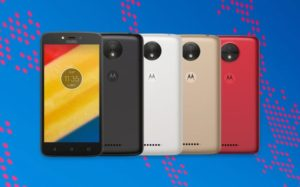 Moto C and C Plus Specifications, Price and more details
