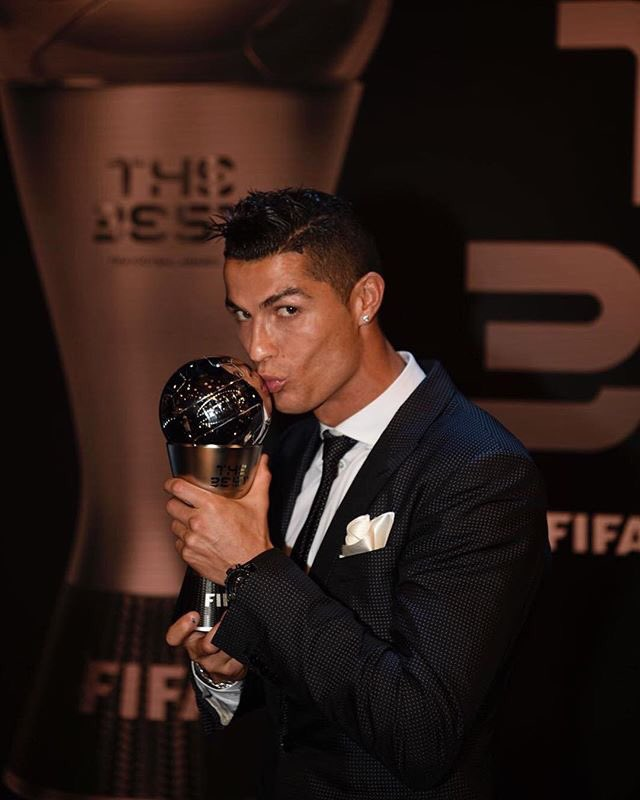 Cristiano Ronaldo - The Best FIFA Men's Player 2017