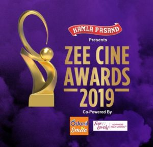 Zee Cine Awards 2019 Winners