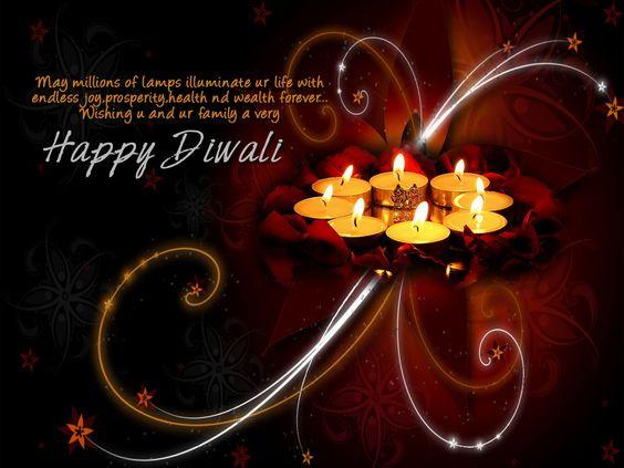 Happy Diwali Greetings 2018 free