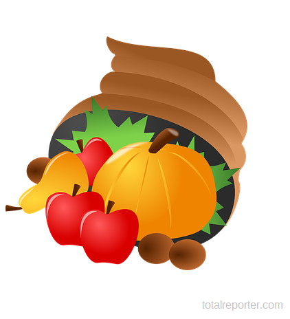 happy Thanksgiving day clipart designs 2018