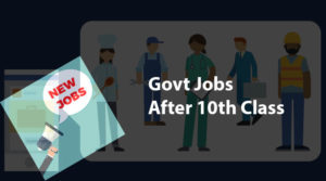 Government Job Options After 10th Class