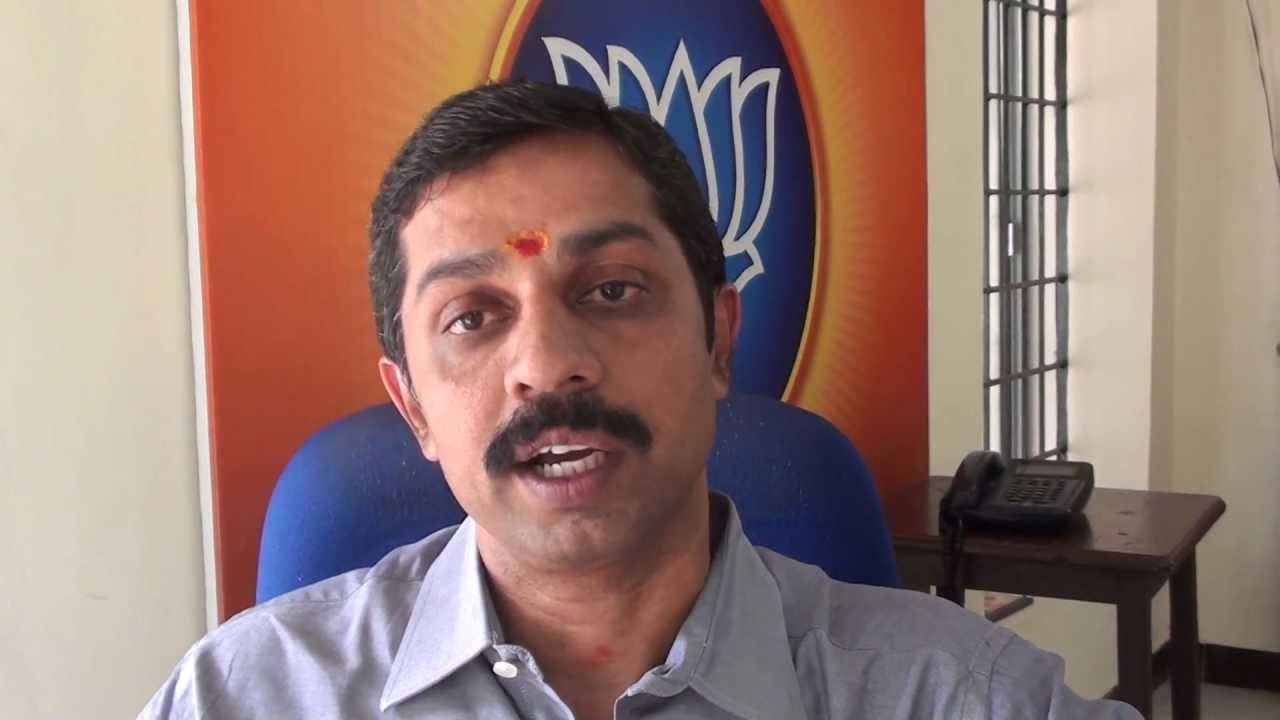 C. Krishnakumar