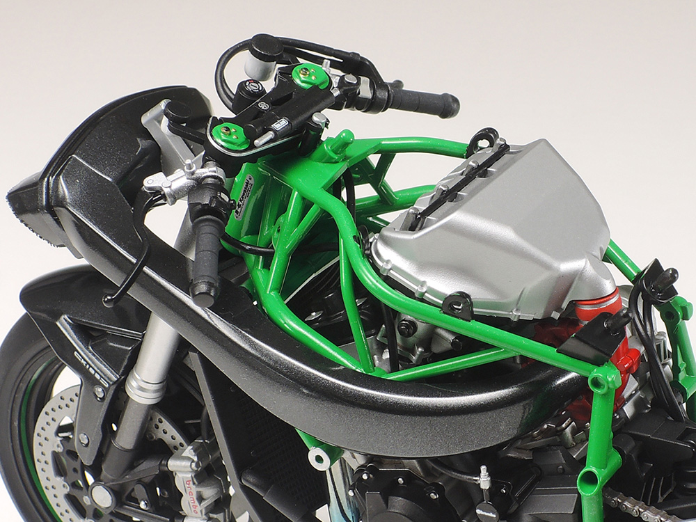Kawasaki Ninja H2R Pictures