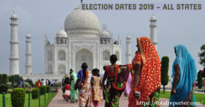 Election dates 2019 all states
