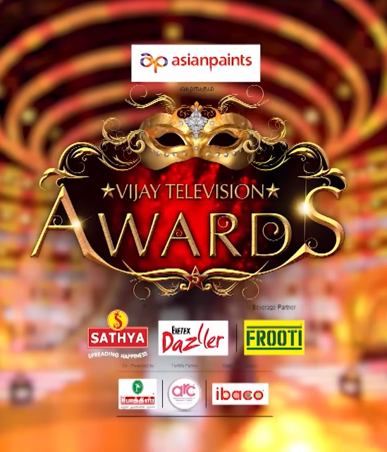 5th Annual Vijay Television Awards 2019 Winners List