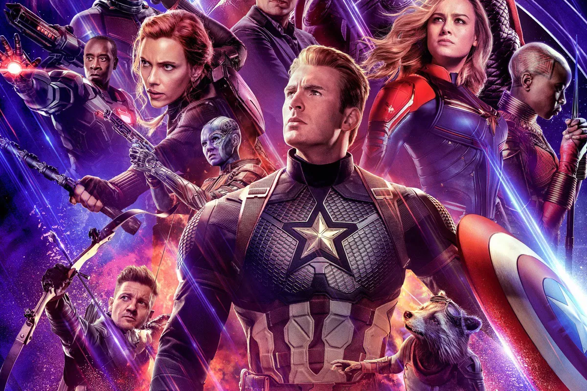 Avengers Endgame Collection Reports