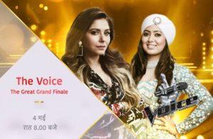 The Voice India 2019 Grand Finale