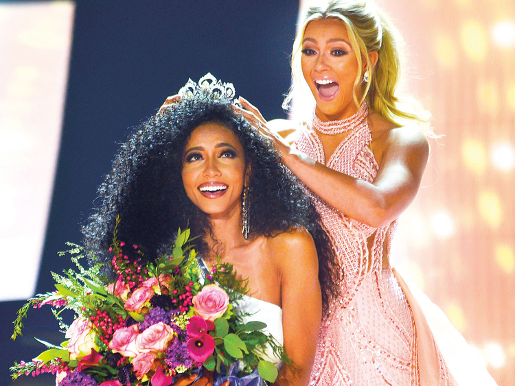 Cheslie Kryst - Miss USA 2019 Winner