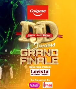 Dance Jodi Dance Juniors Grand Finale