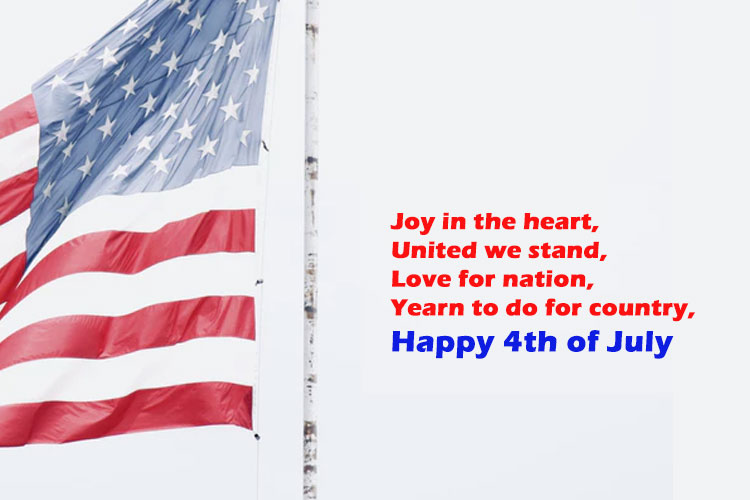4th of July Images with Wishes