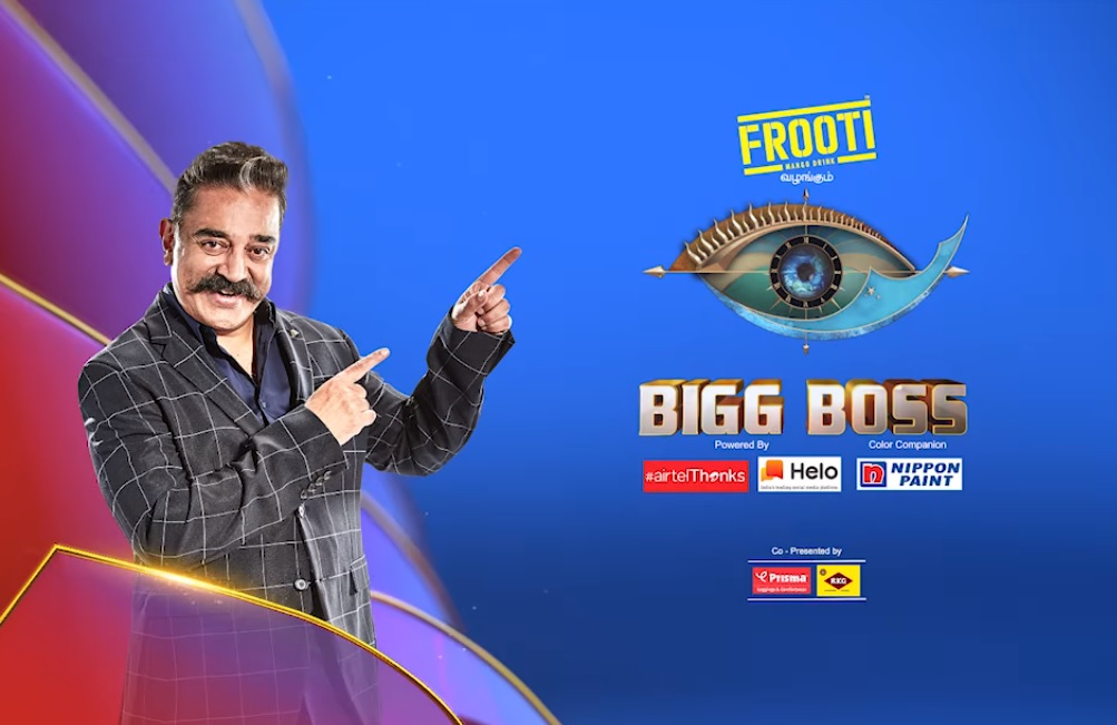 Vijay TV Bigg Boss Tamil Season 3 Contestants, Voting, Host