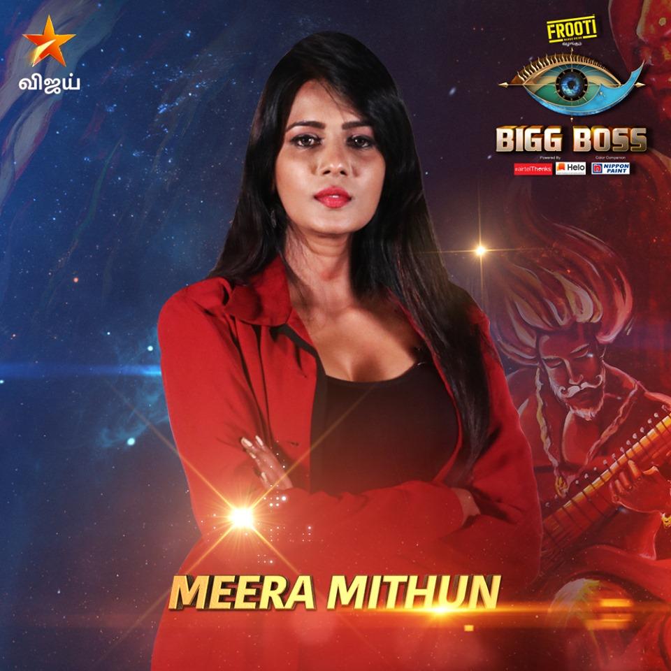 Vijay TV Bigg Boss Tamil Season 3 Contestants, Voting, Host