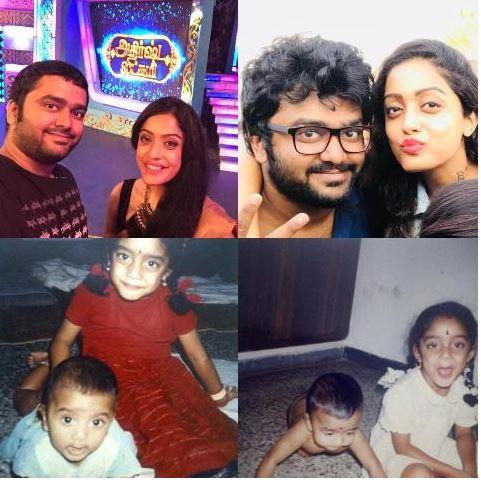 Abhirami Venkatachalam Photos