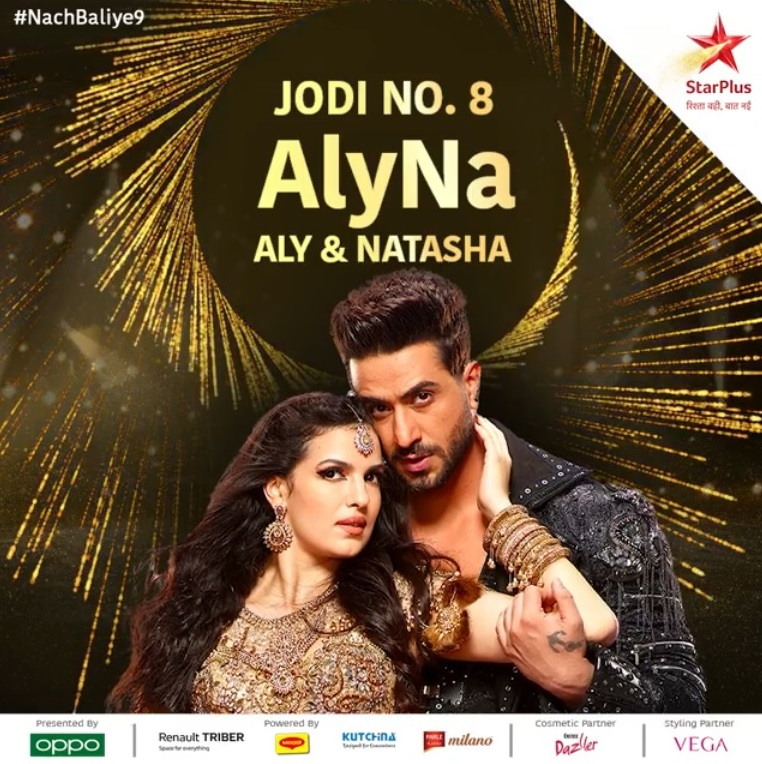 Aly Gony and Natasha - Nach Baliye 9