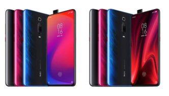 Redmi K20 and Redmi K20 Pro Smartphones