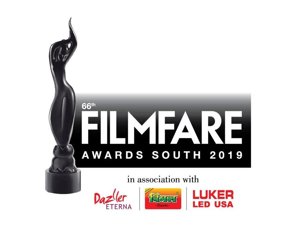 66th Filmfare Awards South 2019