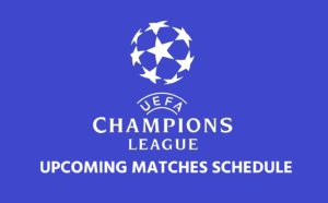 UEFA Champions League Schedule 2020 – Round of 16 matches