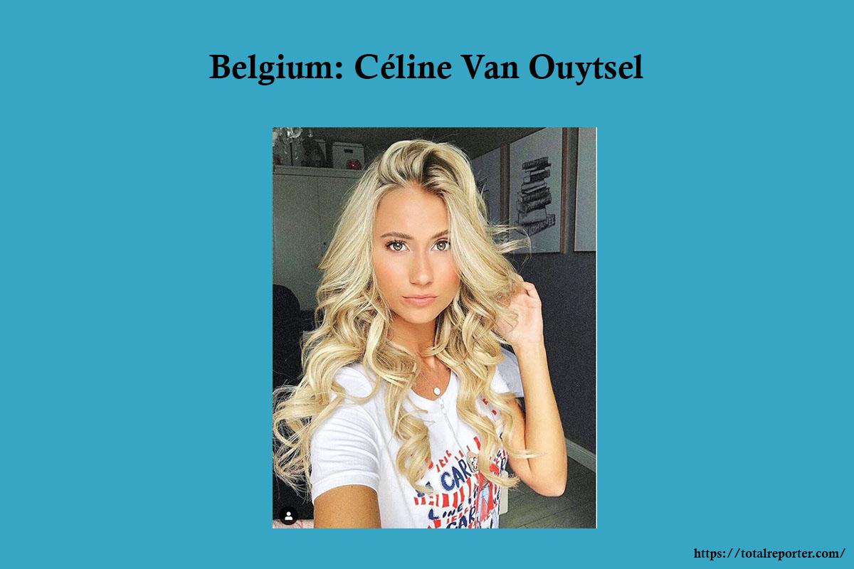 Céline Van Ouytsel