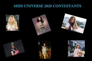 Miss Universe 2020 Contestants List
