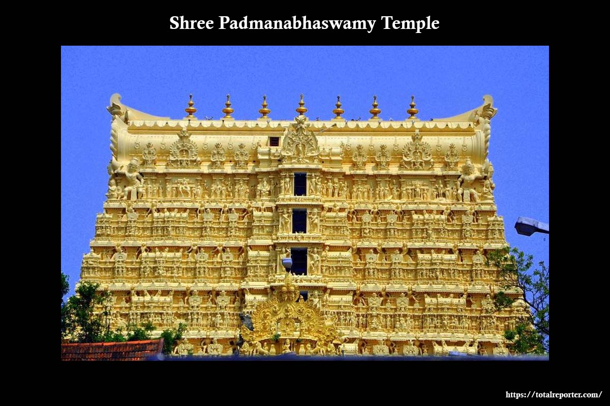 Shree Padmanabhaswamy Temple Trivandrum